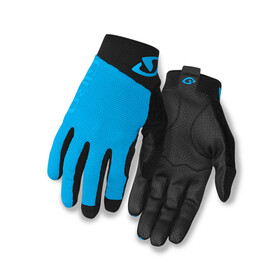 Giro Rivet II Gloves Men blue jewel/black
